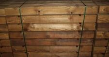 Unbranded Timber Post