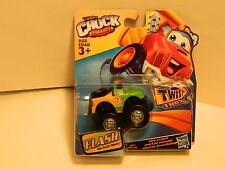 Tonka Chuck & Friends Flash The Race Truck  Die Cast  Ages 3+  New in Pack