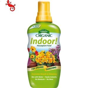 Espoma Indoor Houseplant Food 8-fl oz Natural Indoor Plant Food