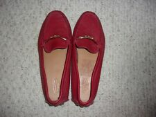 Coach Red Shoes 9.5B A4607