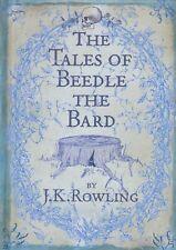 The Tales Of Beedle The Bard - JK Rowling Hardback