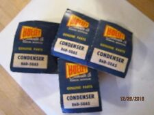 HOLLEY Carburator Co. nos condenser 86D-50AS 4 still in package