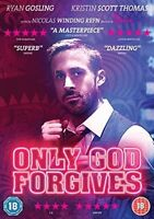 Only God Forgives (DVD, 2013)D0449