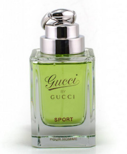 Gucci Pour Homme Sport by Gucci for Men 3.0oz-90ml EDT Spray New  *NO-BOX* (HC18