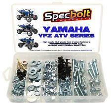 SPECBOLT 120PC YAMAHA YFZ450 BOLT KIT YFZ 450 ATV QUAD