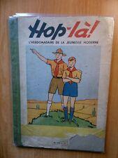 HOP-LA ! l'hebdomadaire de la jeunesse moderne n° 105 à 117