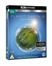 Planet Earth II (4k UHD + Blu-ray) (4K Ultra HD)