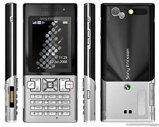 Sony Ericsson 3G T700 Silver Unlocked free shipping