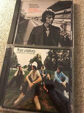 The Verve/Richard Ashcroft (2 Albums) Urban Hymns, Human Conditions (Advance CD)