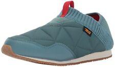 5d28f90212b Teva Women s Ember MOC Knit Shoe 9 M North Atlantic Leather
