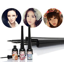 Doll Eyeliner Liquid Eye Liner Pen Pencil Make Up Cosmetic Waterproof Black Tool