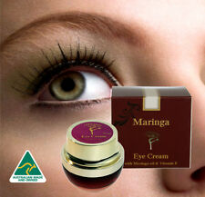 Eye Care Cream Moisturizer with Moringa Oil, Cacao Butter & Vitamin E