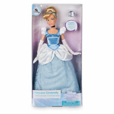 Disney Princess Classic Cinderella Doll with Ring Authentic Disney