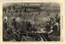 1855 Sunday Morning Divine Service On-board The Caesar Baltic Fleet