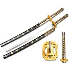"39"" GOLD FOAM SAMURAI KATANA SWORD w/ SHEATH Toy LARP Cosplay Anime Fantasy"