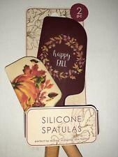2 pc Fall Pumpkin Spatula Kitchen Utensils Cooking Tools