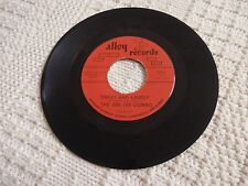 NORTHERN SOUL JOE LEE COMBO SWEET AND LOVELY/SINCERELY  ALLEY 1014