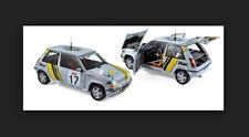 Renault SuperCinq GT Turbo Tour de Corse 1989 1/18 185215  Norev