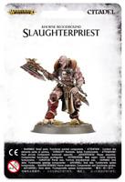 Slaughterpriest NEW IN BOX Warhammer Sigmar Khorne Bloodbound Blood Priest