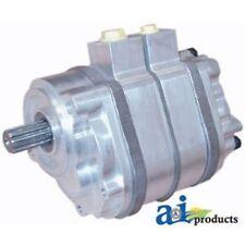 70248735 Hydraulic Pump Triple Stage Fits Allis Chalmers Tractor 190 190XT
