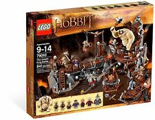 LEGO The Hobbit Goblin King Battle (#79010)(Retired 2012)(Rare)(NEW)