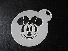Diseño de ratón láser de corte pequeño M Torta, Cookie, Craft & Plantilla de Pintura de cara