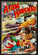 ATOM AND HAWKMAN 1969 #42 SHARP VF MINUS  GLOSSY BEAUTY MAYBE BETTER VISHNU