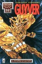manga STAR COMICS GUYVER numero 26