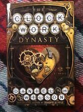 CLOCKWORK DYNASTY, THE - Daniel H. Wilson (Hardcover,  2017, Free Postage)
