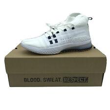 UA Project Rock 1 'White Gold' Navy Training Shoes [3020788-108] Men's Sz 13