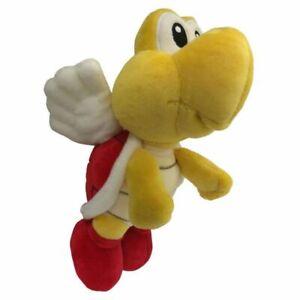 "Nintendo Super Mario - Koopa Paratroopa 8"" Soft Plush Toys Stuffed Toy"