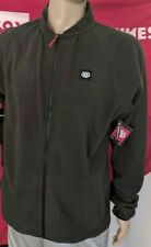 2020 NWT 686 Civil Fleece Jacket Snowboard Mens L Large Dk Green a13