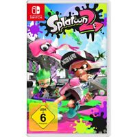 Nintendo Splatoon 2 Nintendo Switch Spiel Action Spiel Game
