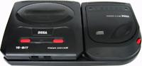 SEGA MEGADRIVE MEGA-CD 2 SWITCHLESS REGION FREE BIOS CONSOLE BUNDLE FREE UK POST