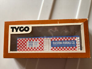 Tyco HO Scale-Ralston Purina Co. M.R.S.4554-In Box Pre Owned