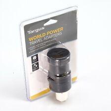 Targus World Power Travel Adapters | Apk01Us1 | Open Box