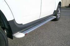 """MITSUBISHI PAJERO 07 e 2012 (V80) PEDANA ALLU. 2 PORTE S50 WHITE """"LEGGERE BENE"""""""