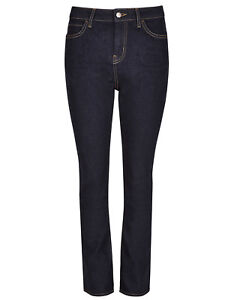 Marks & Spencer Limited Edition Indigo High Waisted Flare Jeans