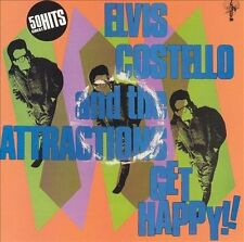 Costello, Elvis : Get Happy (With Bonus Disc) CD