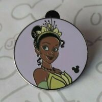 Tiana Princesses 2019 Hidden Mickey DLR Princess and the Frog Disney Pin 136148