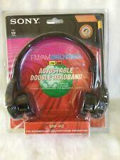 Sony Walkman SRF-H2 AM/FM Radio Stereo Headphone Receiver