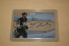 Tyler Kennedy 2008-09 UD Glacial Graphs  Ice # GG-TK Auto