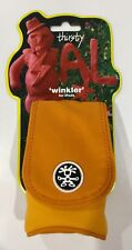 Crumpler Winkler Large Pouch Thirsty Al and Messenger Bag (light orange/orange)
