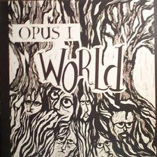 WORLD - OPUS 1 1972 NEW MEXICO LATIN TEEN SOUL FUNK & FUZZ ROCK REMASTERD LTD LP
