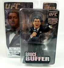 Round 5 UFC Zuffa Bruce Buffer Limited Edition 153 of 1000 Figure Sealed