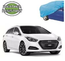 Car Cover Suits Hyundai i40 & i45 Sedan & Wagon to 4.95m WeatherTec Non Scratch