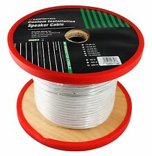 Monster Cable S16-2RCL Speaker Wire CL3 In Wall Rated - 16 Gauge - 250 Ft Length