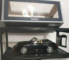 Porsche 911 Carrera Cabriolet Norev 1/18