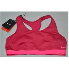 Nike Sports Bra 620279-619 Medium Red Womens Drifit Jeptall