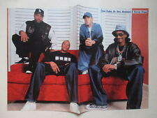 Ice Cube Dr Dre Eminem Snoop Dogg Roswell Appleby Heigl Behr POSTER Germany